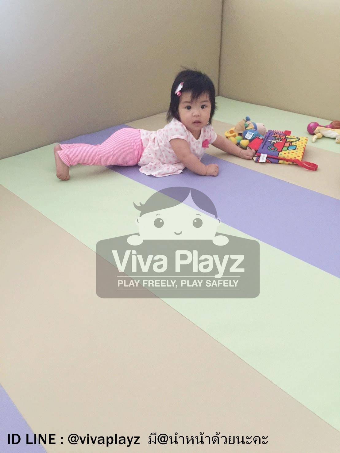 คอกกั้นเด็ก และ คอกกั้นที่นอน Viva Playz