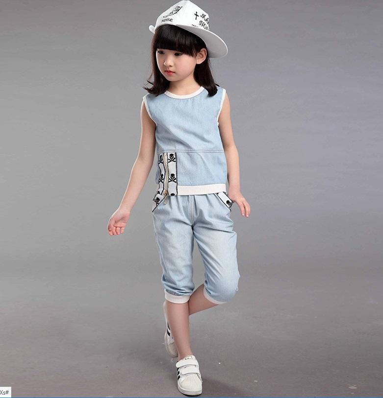 ชุดเสื้อ + กางเกง Size 140