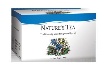 Unicity Nature's tea ชาเนเจอร์ที ดีท็อกซ์ ส่งฟรี EMS