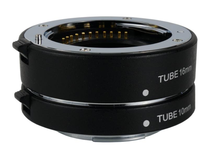 Micro 4/3 Auto Focus Macro Extension Tube for Olympus Panasonic M4/3 Mount