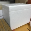 กล่องโฟมใส่กุ้ง ขนาด 2 kg.