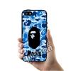 เคส ซัมซุง iPhone 5 5s SE โลโก้ BAPE ลิง ลายพรางฟ้า เคสสวย เคสมือถือ #1006