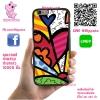 เคส OPPO A71 ภาพอาร์ท หัวใจ เคสสวย เคสโทรศัพท์ #1134