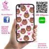 เคส Vivo V5 / V5s / V5 lite หมีบราวน์ มีความรัก เคสน่ารักๆ เคสโทรศัพท์ เคสมือถือ #1176