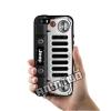 เคส iPhone 5 5s SE รถ Jeep ครีม เท่ เคสสวย เคสโทรศัพท์ #1202