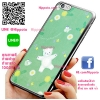 เคส ไอโฟน 6 / เคส ไอโฟน 6s หมีขาว เคสน่ารักๆ เคสโทรศัพท์ เคสมือถือ #1096