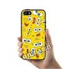 เคส ซัมซุง iPhone 5 5s SE สปองบ๊อบ หลายหน้า เคสน่ารักๆ เคสโทรศัพท์ เคสมือถือ #1243