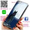 เคส ไอโฟน 6 / เคส ไอโฟน 6s โลโก้ หมาป่าดวงจันทร์ เคสสวย เคสโทรศัพท์ #1129
