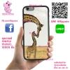 เคส ViVo Y53 ยางซิลิโคน ยีราฟ รักลูก เคสสวย เคสโทรศัพท์ #1182