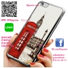 เคส ไอโฟน 6 / เคส ไอโฟน 6s โลโก้ ตู้โทรศัพท์แดง บิ๊กเบน เคสสวย เคสโทรศัพท์ #1019