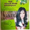 แชมพูย้อมผมดำ Ylofang Fast Black Hair Shampoo ซองสีเขียว นางแบบชุดแดง แชมพูเปลี่ยนสีผมสีดำ