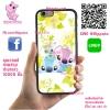 เคส ViVo Y53 ยางซิลิโคน สติช ดอกไม้ เคสน่ารักๆ เคสโทรศัพท์ เคสมือถือ #1089