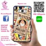 เคสวันพีช ค่าหัวลูฟี่ One Piece เคสโทรศัพท์ ซัมซุง J5 2016 #1010