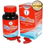 Bio One ไบโอวัน สาหร่ายแดงผสมถั่งเช่า 60 แคปซูล