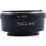 PK-NEX Mount Adapter Pentax PK Lens to Sony NEX E FE Mount Camera