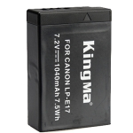 Kingma Canon LP-E17 Camera Battery แบตเตอรี่กล้อง for EOS M3 M5 M6 77D 200D 750D 760D 800D
