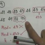 คอร์สติวสอบคณิตO-NETสรุปเนื้อหา สถิติ