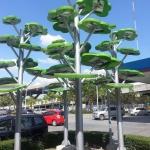 ต้นไม้โซล่าเซลล์