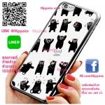 เคส ไอโฟน 6 / เคส ไอโฟน 6s หมีคุมะมง เคสน่ารักๆ เคสโทรศัพท์ เคสมือถือ #1007