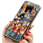 เคสไอโฟน 6 วันพีช กลุ่มโจรสลัดหมวกฟาง เคสโทรศัพท์ One Piece #4