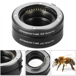 Fujifilm ท่อมาโคร Auto Focus Macro Extension Tube for Fuji X Series Camera