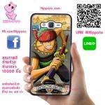 เคส J7 2016 โซโร ดาบ เท่ๆ One Piece เคสโทรศัพท์ ซัมซุง #1053