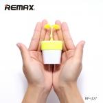 ที่ชาร์จไฟ Remax Charger 2.4A (RP-U27) USB 2 ช่อง