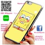 เคส ไอโฟน 6 / เคส ไอโฟน 6s สปองบ๊อบ สู้ตาย เคสน่ารักๆ เคสโทรศัพท์ เคสมือถือ #1017
