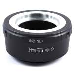 M42-NEX Adapter M42 Mount Lens to Sony NEX E FE Camera