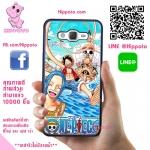 เคสวันพีช ลูฟี่ กลุ่มหมวกฟาง One Piece เคสโทรศัพท์ ซัมซุง J5 2016 #1003