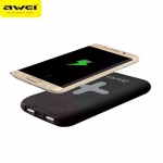 Awei Power Bank 7000mAh +Wireless Charger (P98K) สำเนา