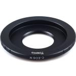 C-EOSM C-EFM Lens Mount Adapter CCTV C Mount Lens to Canon EOS M EF-M Mount Camera