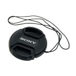Sony Lens Cap ฝาปิดหน้าเลนส์ โซนี่ ขนาด 40.5 49 55 mm.