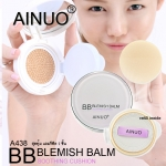 Ainuo BB Blemish Balm Soothing Cushion แถม1รีฟิว