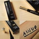 Ainuo GODDESS Cool Black long-lasting eyeliner Waterproof pencil