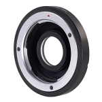 MD-EOS Mount Adapter Minolta MD MC Lens to Canon EOS Camera with Corrective Lens Infinity Focus