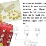 กุญแจ Master Key คืออะไร กุญแจ Keyalike เป็นยังไง ร้าน SAFE SHOP รีวิว รายละเอียด ข้อมูล เปรียบเทียบการใช้งาน ว่าต้องใช้แบบไหน ใช้ยังไง โดยละเอียดครับ