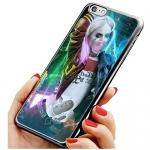เคส ไอโฟน 6 และ ไอโฟน 6s Harley Quinn เป่าหมากฝรั่ง