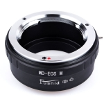 MD-EOSM MD-EFM Lens Mount Adapter Minolta MD MC Lens to Canon EOS M EF-M Mount Camera