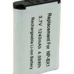 Sony Camera Battery แบตเตอรี่กล้อง โซนี่ เทียบเท่า NP-BX1 for RX1 RX100