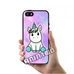 เคส ซัมซุง iPhone 5 5s SE ยูนิคอร์น เคสน่ารักๆ เคสโทรศัพท์ เคสมือถือ #1001