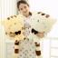 ตุ๊กตาแมวเหมียว หางยาว ขนนุ่ม กอดสบาย ขนาดวัดจากปลายเท้า-หัว30cm thumbnail 8