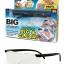 BIG VISION Glasses แว่นตาขยายไร้มือจับ กำลังขยาย 160% thumbnail 1
