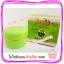 ครีมมะขามป้อม 12 ตลับ HAPPY ครีมหน้าเด็ก ครีมแฮปปี้กล่องเขียว เนื้อสีเขียว ขายส่งถูก Emblica Extract thumbnail 4