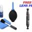 4 in 1 Camera and Lens Cleaning Kit ชุดทำความสะอาด กล้องและเลนส์ (Free Lens Pen) thumbnail 1