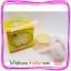 ครีมไข่มุกบัวหิมะผสมน้ำนมข้าว 12 ตลับ Happy ครีมแฮปปี้กล่องสีเหลือง เนื้อสีขาว ขายส่งถูก ครีมสมุนไพรไข่มุกบัวหิมะ ผสมน้ำนมข้าว แฮปปี้ HAPPY thumbnail 2