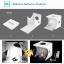 PULUZ Mini Portable Foldable Photography Studio with LED Light กล่องถ่ายภาพขนาดเล็ก พับได้ พร้อมไฟ LED thumbnail 4