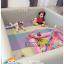 คอกกั้นเด็ก คอกกันกระแทก Viva Playz สี pastel น้อง Lita thumbnail 1