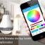 หลอดไฟ LED อัจฉริยะ เปลี่ยนสีได้ ฟังเพลงได้ เชื่อมต่อผ่าน bluetooth สั่งงานผ่านโทรศัพท์มือถือ thumbnail 3