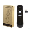 OEM T2 Air mouse Wireless 2.4G for Android TV Box and Computer (สีดำ)